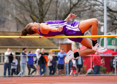 BG Girls High Jump