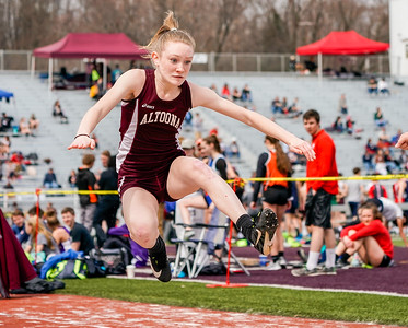 Altoona Girls Triple Jump