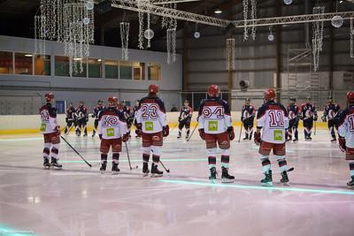 Leuven-Bulldogs Luik