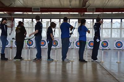 Illinois State Archery Tournament 2015