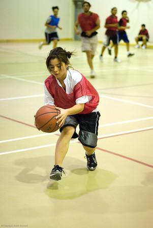 Inalik Basketball 08-09