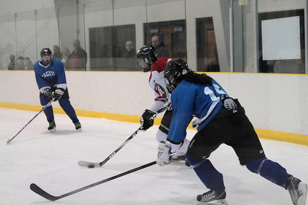 2012 JV Hockey vs Walnut Hills 09.10