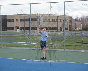Boys Tennis 1May15