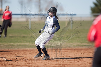 Varsity Girls Softball 28Apr15