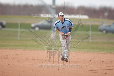 Varsity Baseball 24Apr15 vs IHC