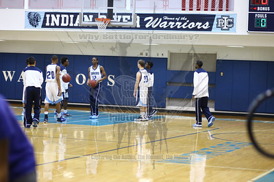15Feb13 Varsity Boys Baskeball Sectionals Round 1
