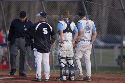 Varsity Boys Baseball 17Apr2013