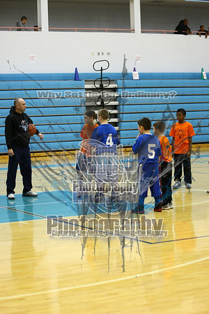 Indian River Warrior Youth Basketball 2012-2013