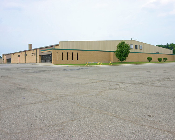 Indiana High School Basketball Fieldhouses