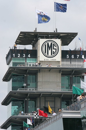 Indianapolis 500 Time Trials
