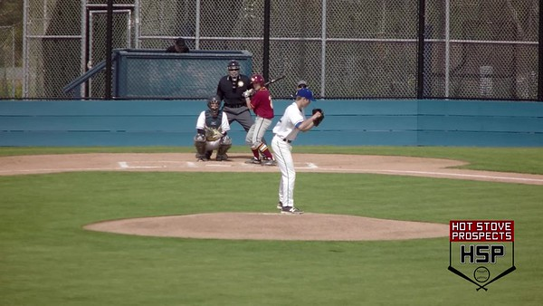 Will Fulton | RHP | Dana Hills HS | Class of 2017