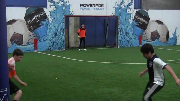 Indoor Soccer 2015