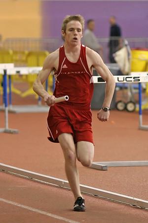 2008, Jan 25, Howard County Indoor Track Championship