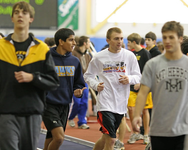 Indoor Track 2008-2009