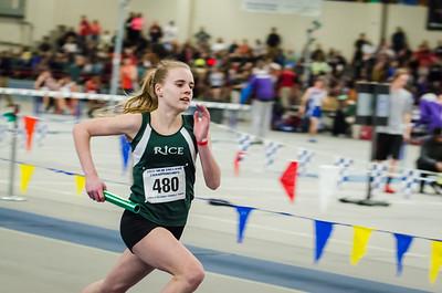 2017 New England Regionals Indoor Track
