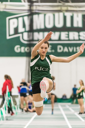 2018-01-27 Indoor Track at Plymouth State