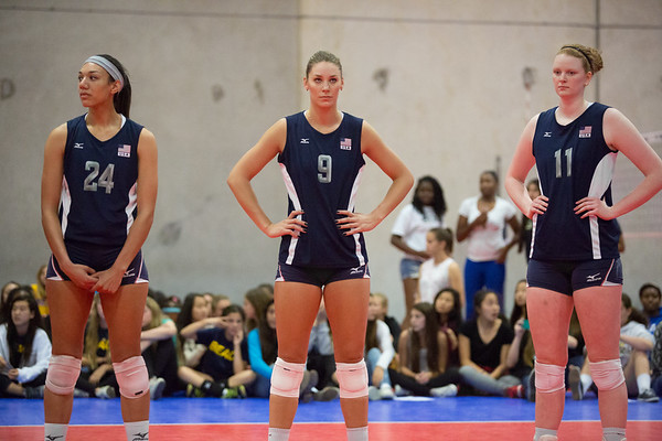 Alexis Olgard; Haley Eckerman; Katie Slay