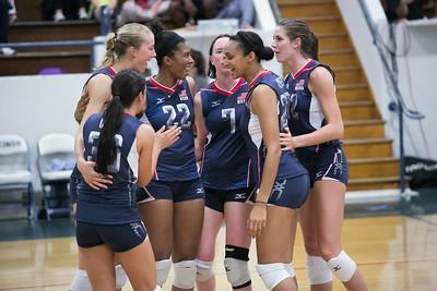 U.S. Women's National Volleyball Team Scrimmage (5/17/2013)