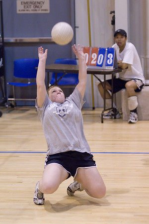 "VTC Volleyball Women's Under 5'8"" Tournament Sep 2007"