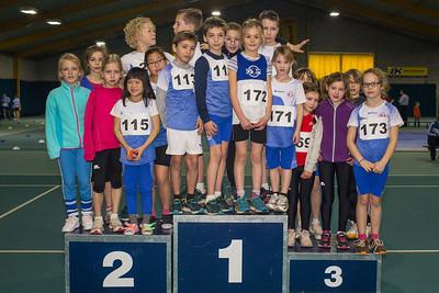 Indoorwedstrijd in Gemert (11 januari 2014)