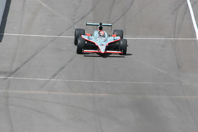 Dan Wheldon, second place, 2010 Indy 500