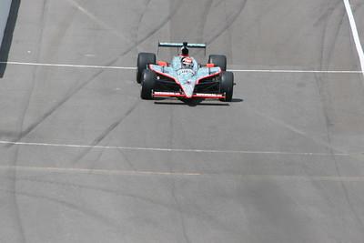 Dan Wheldon, second place, 2010 Indy 500
