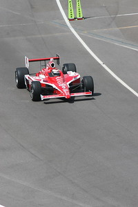 Scott Dixon, fourth place, 2010 Indy 500