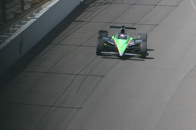 Danica Patrick, fifth place, 2010 Indy 500