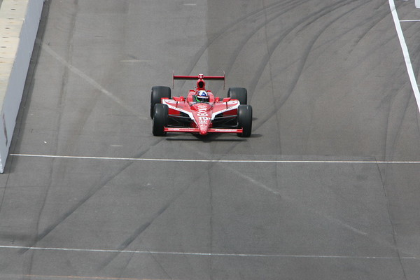 Indy 500 2010 Top Five Finishers