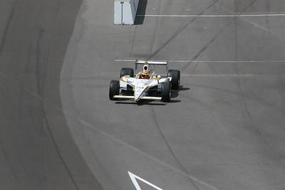 Alex Lloyd, third place, 2010 Indy 500