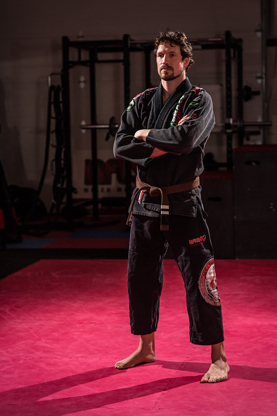 Master Instructor Brandon Tracy