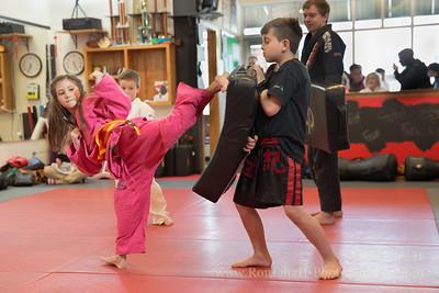 Little Champions Belt Test