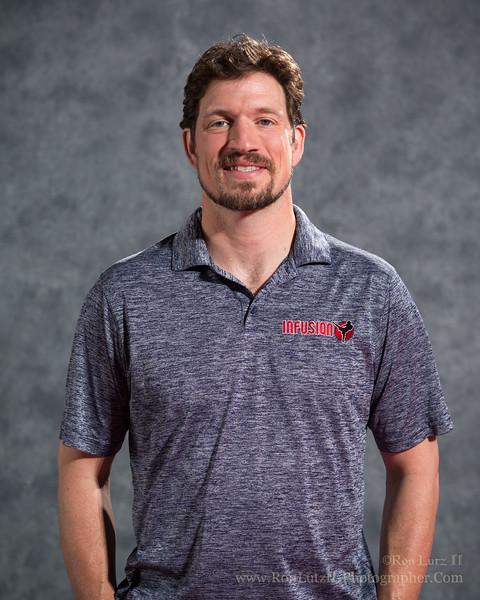 Master Instructor Brandon Tracy