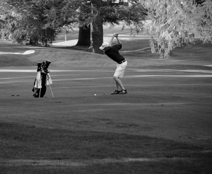 Inglemoor Golfer C. Tillotson