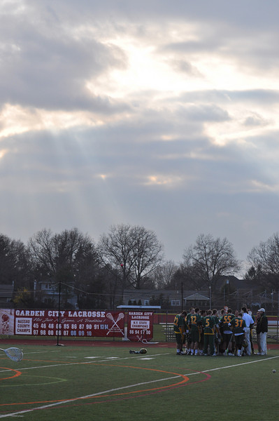 Sun beams on The SRV Wolves.