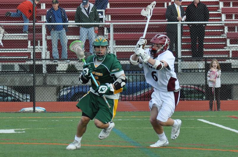 Chase Miller  against Garden City