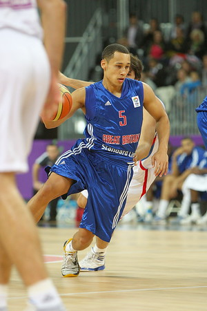 Great Britain v Serbia 2011