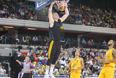 London Lions v Iowa Hawkeyes