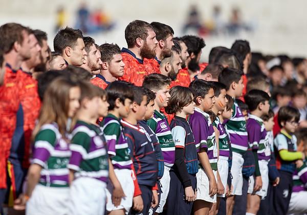 España v Portugal: 39-7