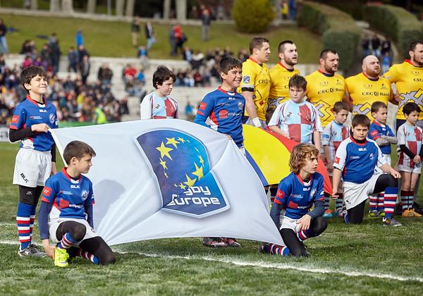 Spain v Romania: 18-21