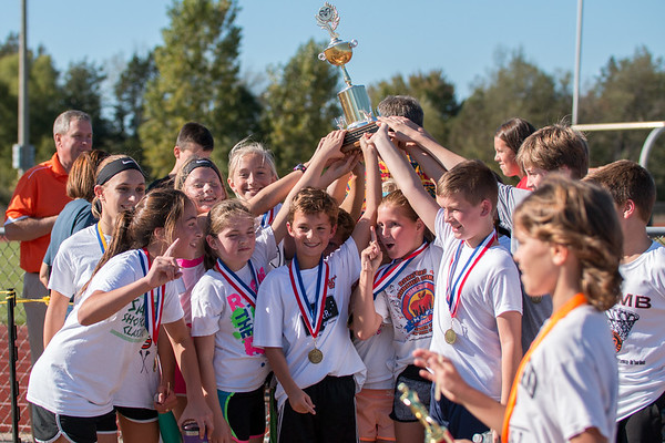 Intramural Cross Country 10.4.17 @ ERMS
