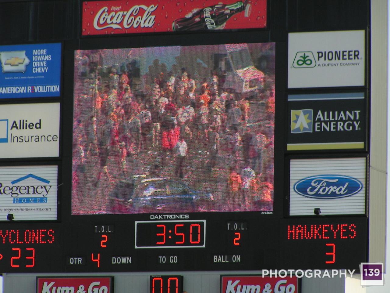 Iowa State vs. Iowa 2005