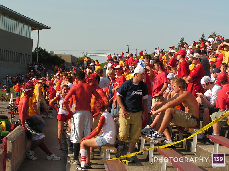 Iowa State vs. Illinois State - 2005
