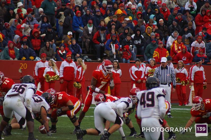 Iowa State vs. Texas Tech 2006
