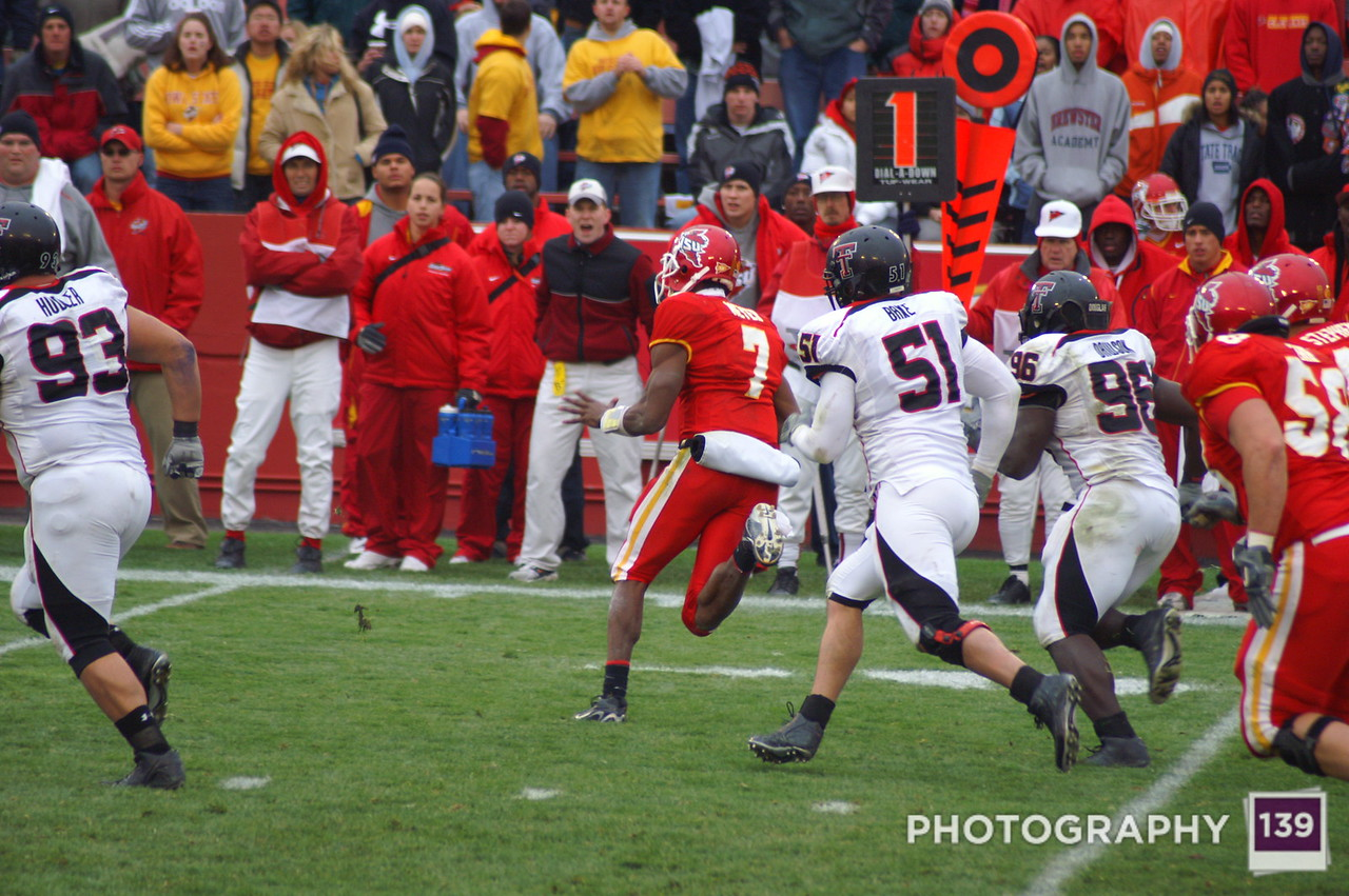 Iowa State vs. Texas Tech 2006