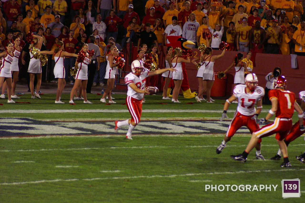 Iowa State vs. Nebraska 2006