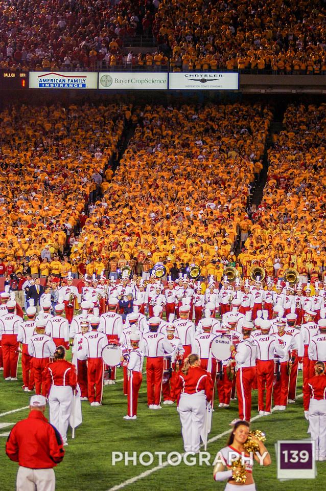 Iowa State vs. Nebraska 2006