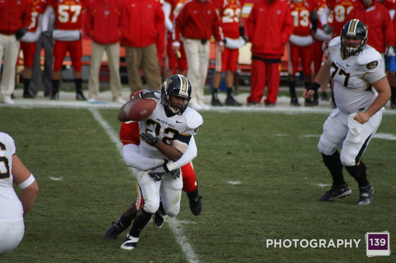 Iowa State vs. Missouri 2006