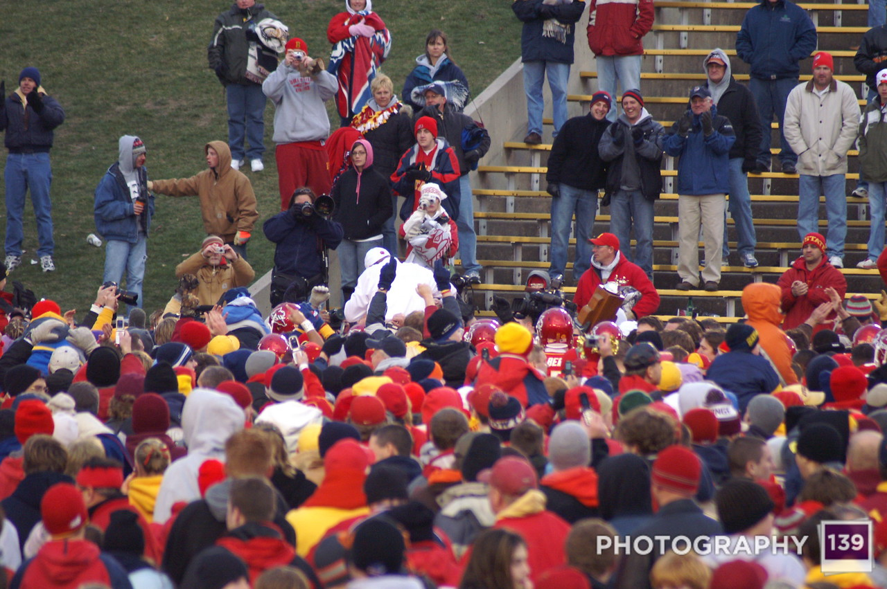 Iowa State vs. Missouri 2006