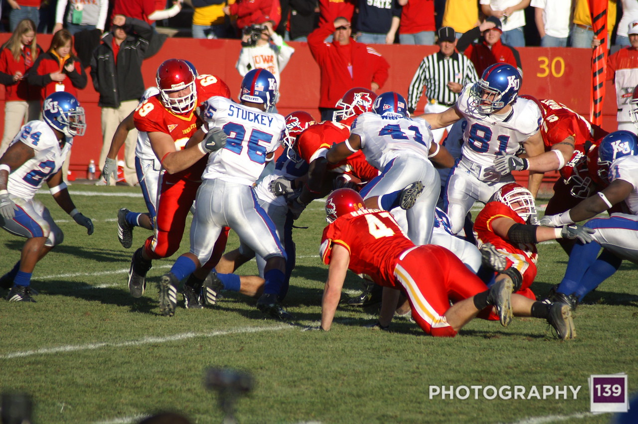 Iowa State vs. Kansas 2006